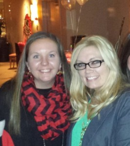 Amy (left) and Heather (right) are two small group leaders from Brook Hills who are fostering as single parents.