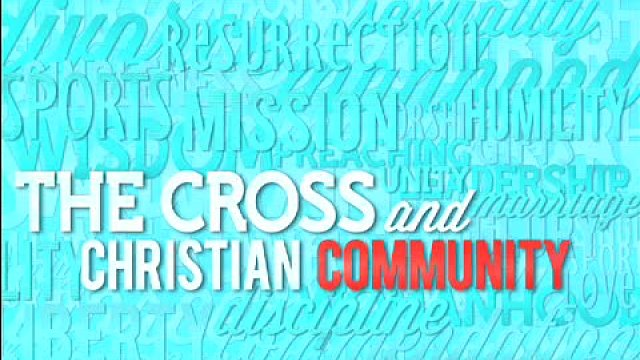 The Cross and Christian Unity